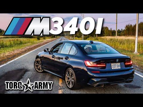 BMW M340I XDRIVE 2020 - ESSAI ROUTIER