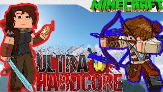 КАК ВДВОЕМ УБИТЬ ВСЕХ ПРОТИВНИКОВ НА КАРТЕ | Minecraft speed uhc team (мини игра)