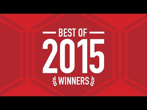 The Witcher 3 is IGN's Game of the Year for 2015!