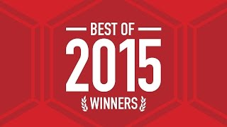 The Witcher 3 is IGN's Game of the Year 2015
