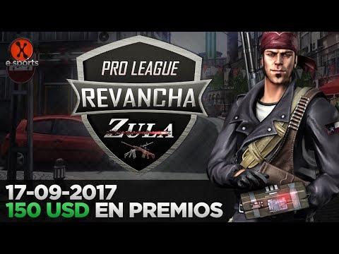 MEGA TORNEO ZULA - 150 USD en premios  - 17/09/2017