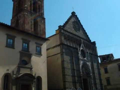 A short visit to Pistoia Tuscany Italy