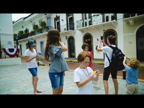 Crabtree Crew Minute #10 /// Casco Viejo, Panama