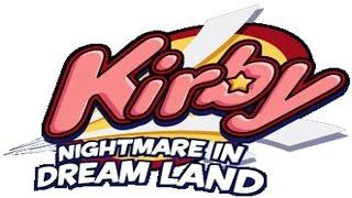 Kirby Nightmare in Dreamland - Gameboy Advance Longplay