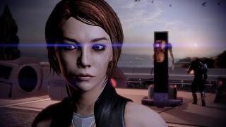 видео Mass Effect 2 Прохождение Касуми: Украденная память