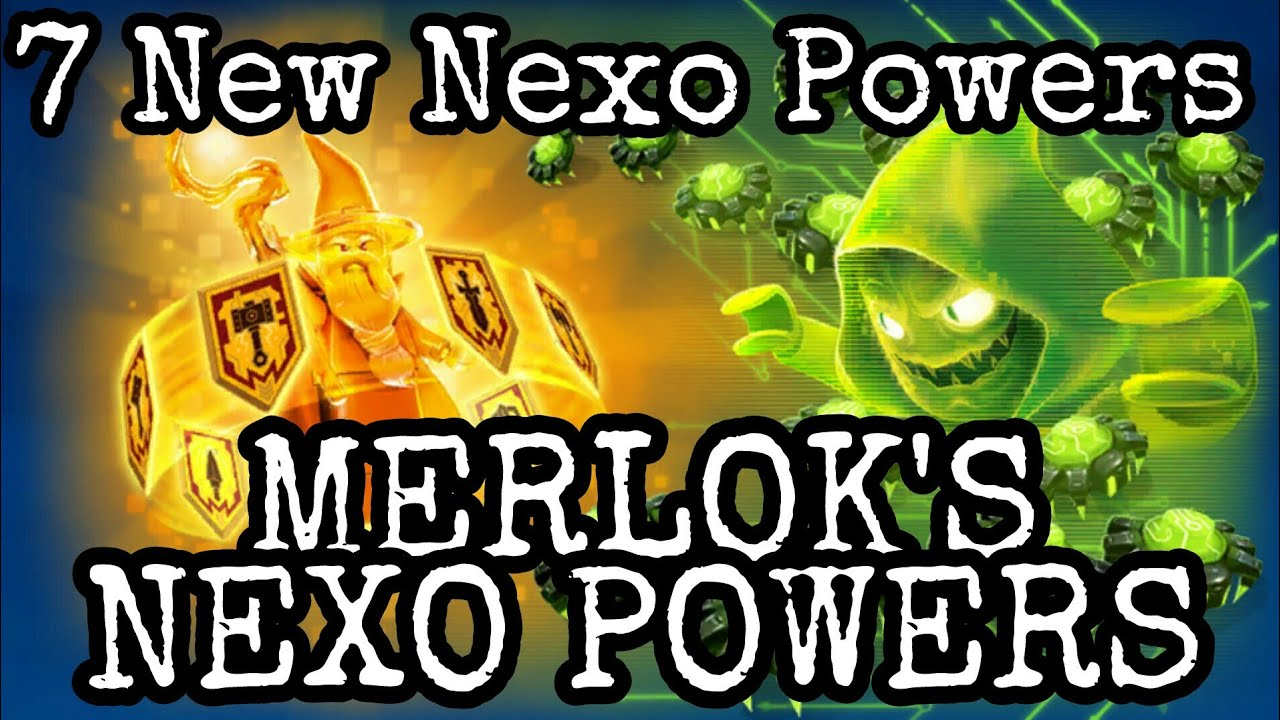 Forbidden Nexo Power Metalmorphosis