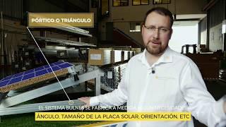 Sistemas Bulnes de estructuras fotovoltaicas - ALUSÍN SOLAR