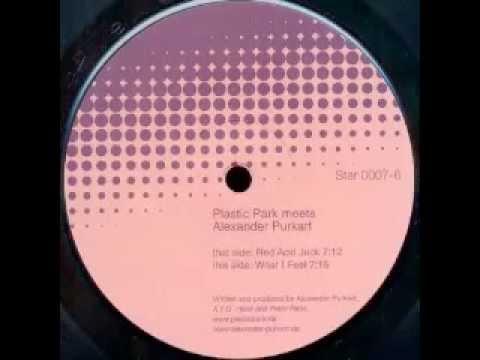 Plastic Park & Alexander Purkart - Red acid jack