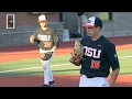 Oregon State baseball's Luke Heimlich's defensive play is the Opus Bank #12Best Play of the Week