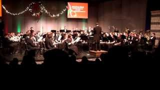 An American Christmas arr. Robert W. Smith