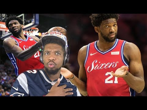 EMBIID DROPS 40 OFF!! SIXERS vs CLIPPERS HIGHLIGHTS