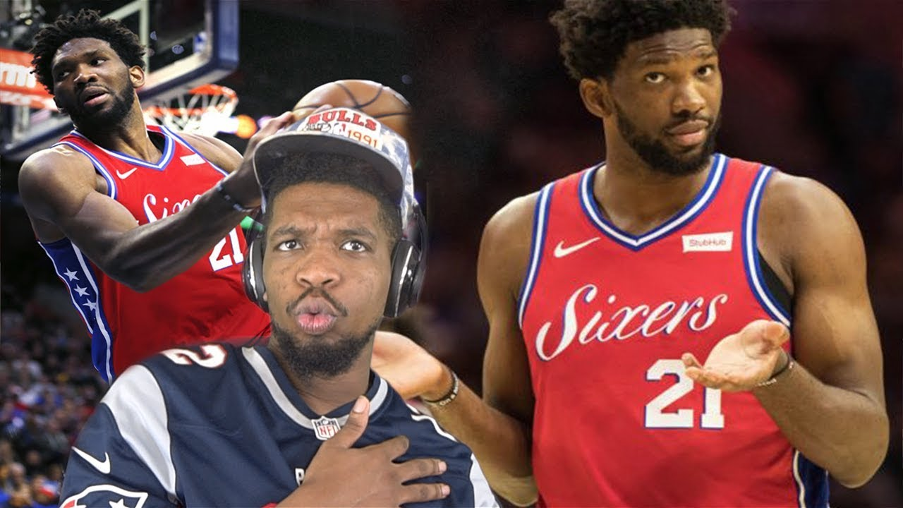 Game By Art Embiid Drops 40 Off Sixers Vs Clippers Highlights