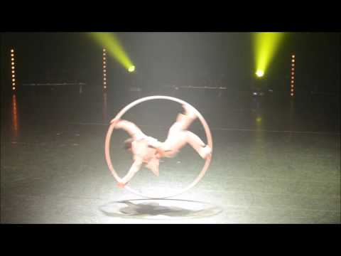 Cyr Wheel Act - Guillaume Juncar