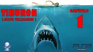 Tiburon (Jaws Unleashed, Gameplay en Español, Ps2) Capitulo 1 thumbnail
