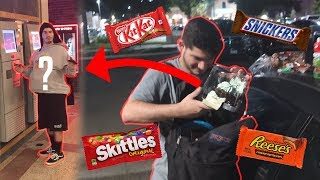 How to sneak any food you want into the movie theater...(Life Hack)