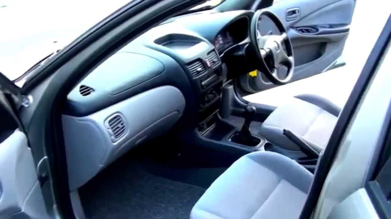 Nissan Bluebird Sylphy, 2001, 8650 km, 15L, Manual  YouTube