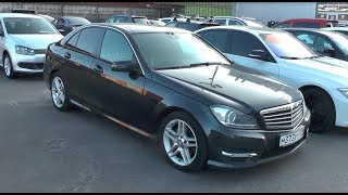 видео: КОМБО! Автоподбор б\у Mercedes-Benz w204 (бюджет 850-900тр)