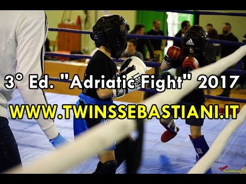 3° Ed. Adriatic Fight 05/03/2017 Sport da Combattimento