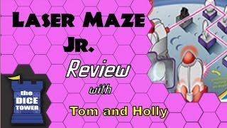 Laser Maze Jr.  Review - with Tom Vasel