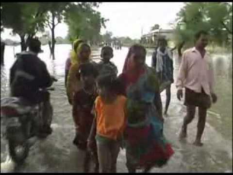 Odisha: Vast stretches of Mahanadi delta region flooded