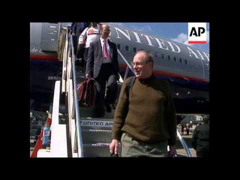 UK: HEATHROW AIRPORT: NEW BOEING 777 AIRCRAFT