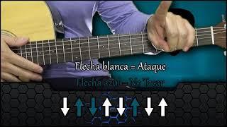 Cómo tocar Sin tu Latido en guitarra - Luis Eduardo Aute - (Temporada 1)