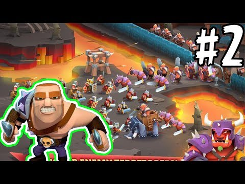 ⚔️ Game of Warriors - Map Conquer #2 iOS/Android gameplay