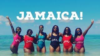 JAMAICA GIRLS TRIP 2017 | TRAVEL VLOG