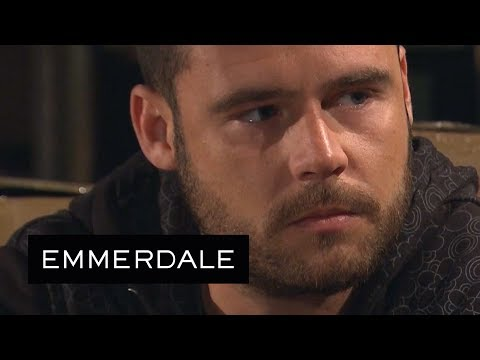 Emmerdale - Can Aaron Forgive Robert Yet Again?