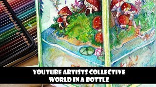 Youtube Artist Collective World in a Bottle