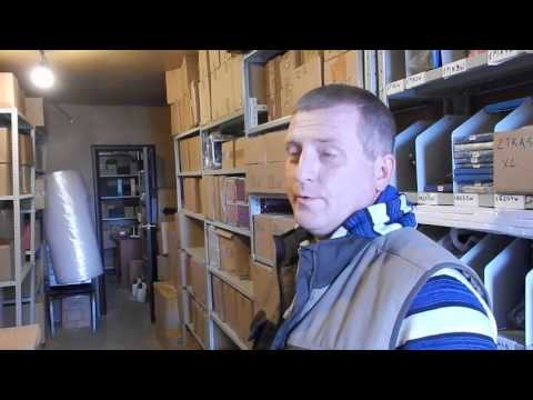 видео: Видео отзыв клиента на складской территории