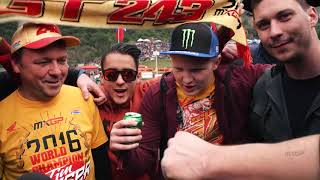 Tim Gajser - Crazy Fans at MXGP of Trentino 2019