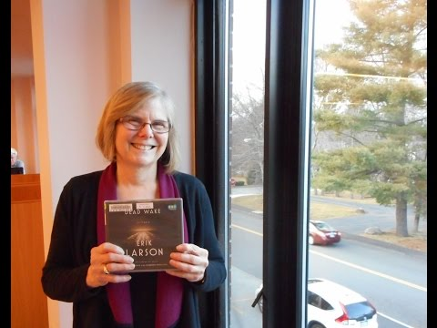 A book review of Dead Wake by Erik Larson from Librarian Marnie