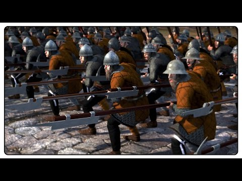 IMPOSSIBLE SWISS DEFENCE - Medieval Kingdoms Total War Online Gameplay