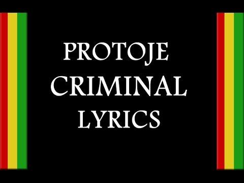 Protoje - Criminal (Lyrics)