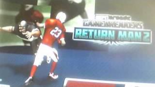 Return Man 2 Gameplay