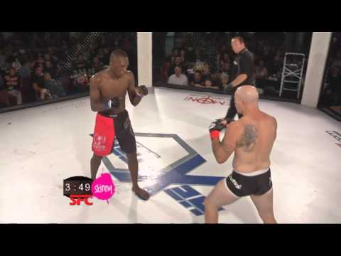 SFC 9 - Israel Adesanya Vs James Griffiths