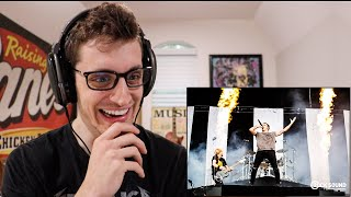 """Hip-Hop Head Reacts to Metal 