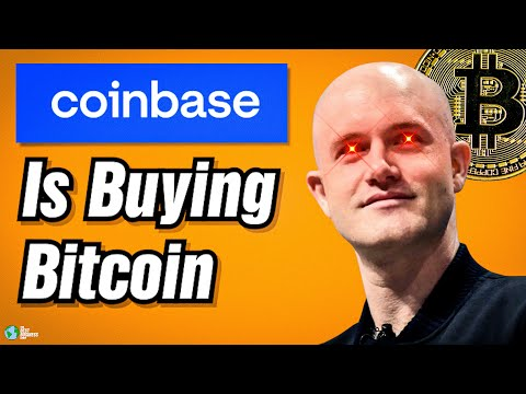 Coinbase is Buying Bitcoin?!
