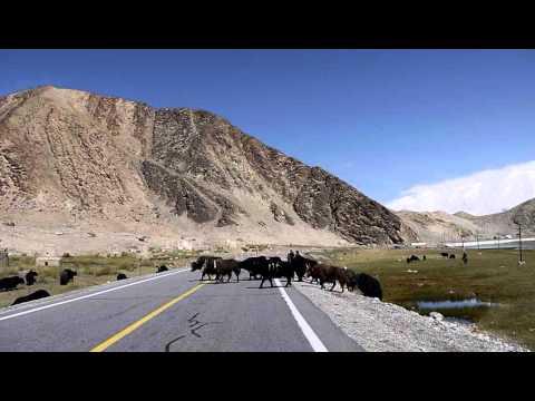 ...Karakorum- Highway, China.