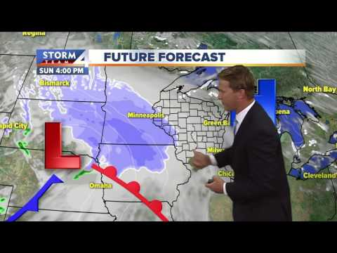 Meteorologist Brian Niznansky's StormTeam4cast on TMJ4 Daybreak