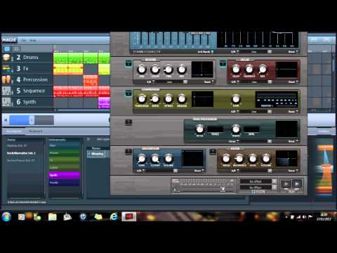Free demo trial music creation software - Magix Music Maker