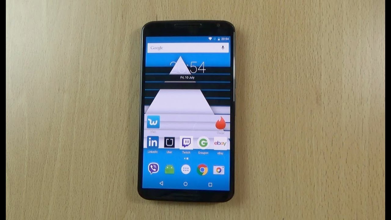 Nexus 6 Android M Developer Preview 2 - Review