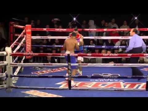 Felix Verdejo vs Karim El Ouazghari full fight 12-2014