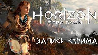 Horizon Zero Dawn #1 (запись от 02.03.17 с hitbox.tv/Razdor)