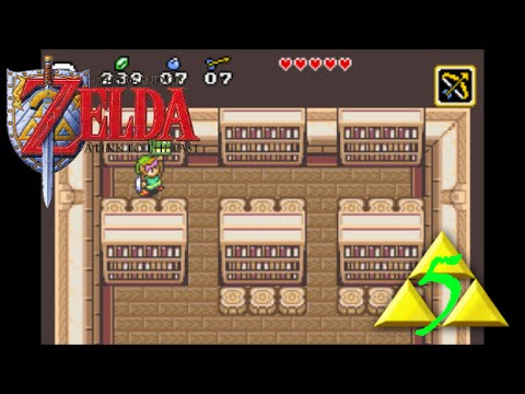 Legend of Zelda: A Link To The Past - 5 - The Book of Mudora