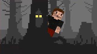 SAM W CIEMNYM LESIE... - Minecraft: Pixel Painters
