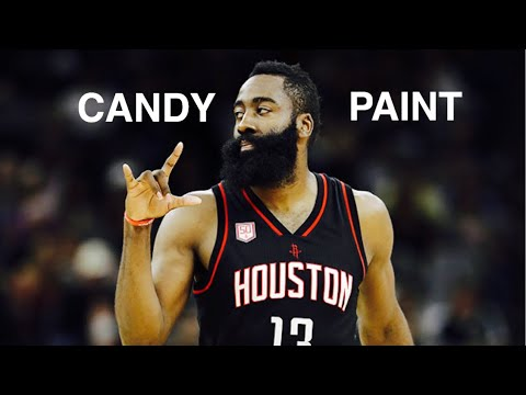 James Harden Mix 'Candy Paint' 2017