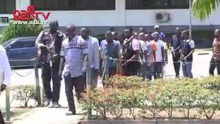 Offa bank robbery: The gang leader cofess Saraki is their God father
