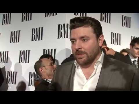 Chris Young Interviewed at the 2015 BMI Country Awards